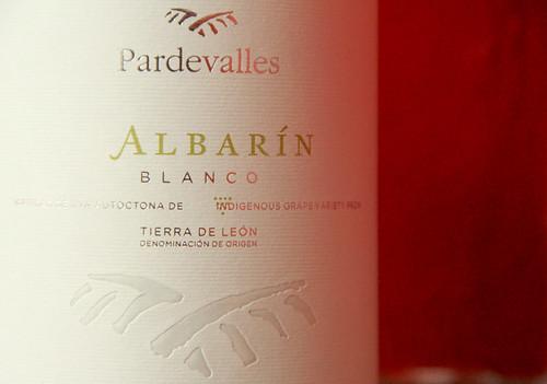 PARDEVALLES ALBARÍN BLANCO - VINO DEL MES