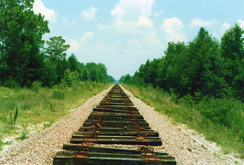 tracks trains railroads csx seaboardcoastline abandonedplaces seaboardairline sumptervilleflorida