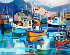 Isabel le Roux Hout Bay Reflections