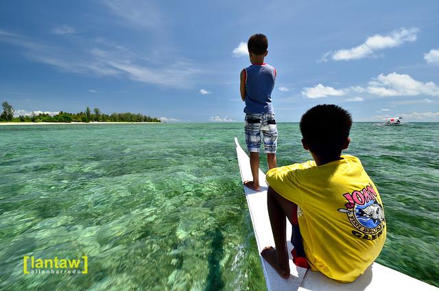 Cagbalete Island - Off to Villa Cleofas