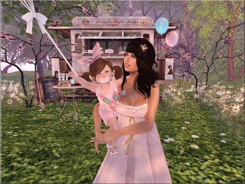 Payton and Lolita Oleander