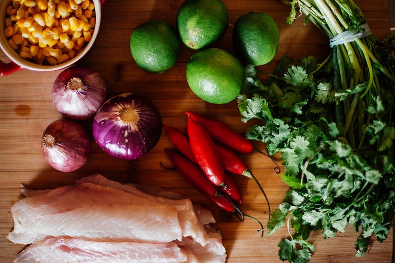 Cozinha do Gianfranco: Ceviche Peruano