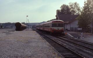 03.06.91 Provins (Seine-et-Marne)  X 4609 & X 4533