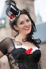 Pretty steampunk-Lady  ;-)