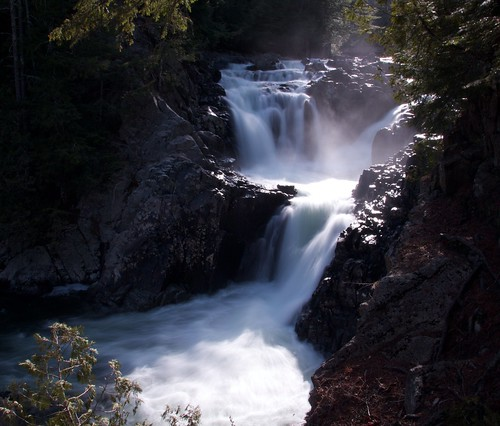 adirondacks waterfalls rivers streams