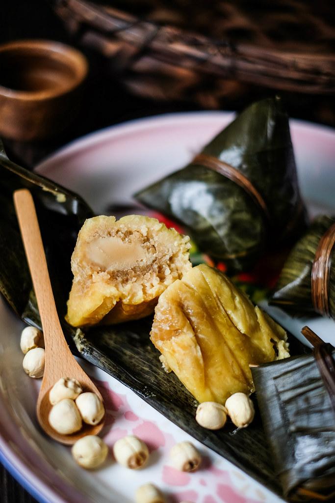 Lotus Paste Rice Dumpling