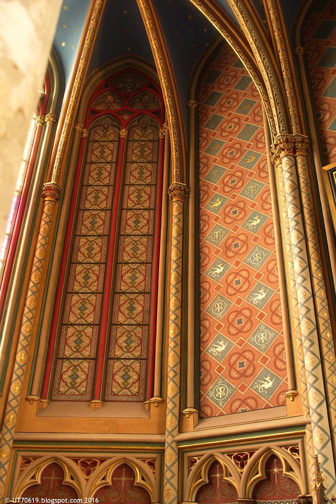 Kathedrale Seitenkapelle