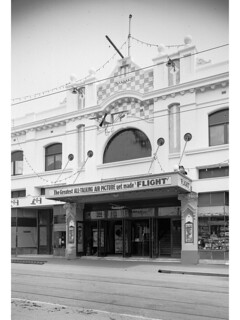 Strand Theatre, Liverpool Street, Hobart (1930)