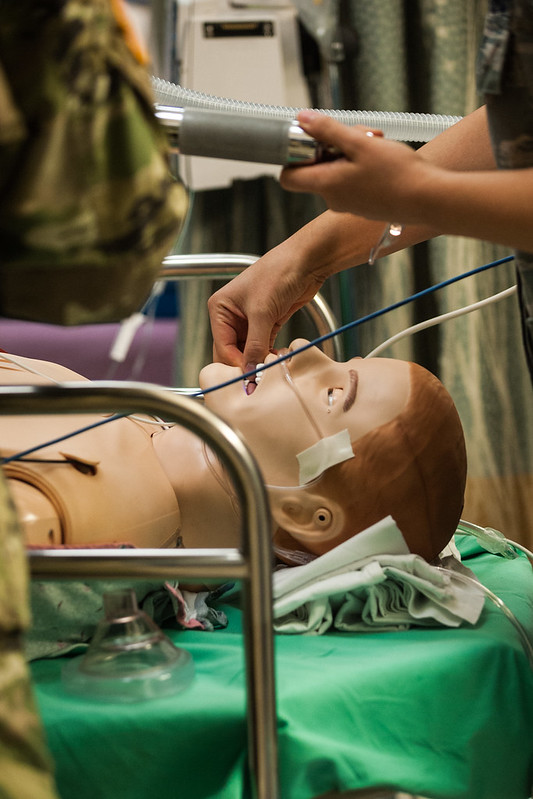 04-28-16 10MDG Medical Simulation Training