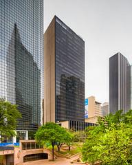 Hilton Garden Inn (Former LTV Tower) | Dallas, TX | Dales Young Foster w/ Harwood K. Smith