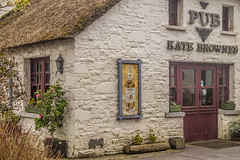 Thatched pub, Ardfert