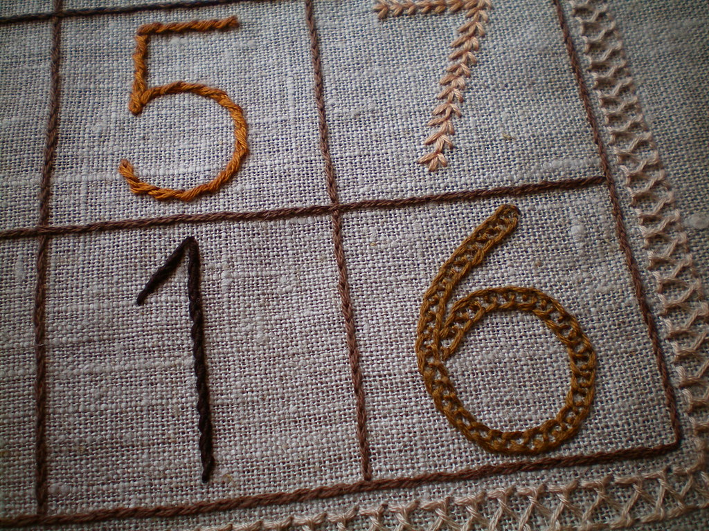 Magic Square Sampler (aka The Math Geek Sampler)