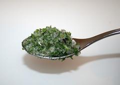 09 - Zutat Italienische Kräuter / Ingredient italian herbs