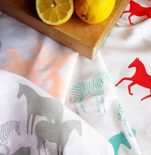 Equus Tea Towels