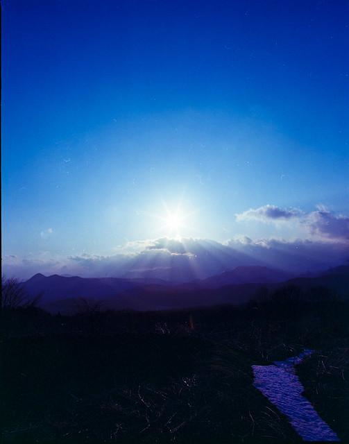 daytime sun