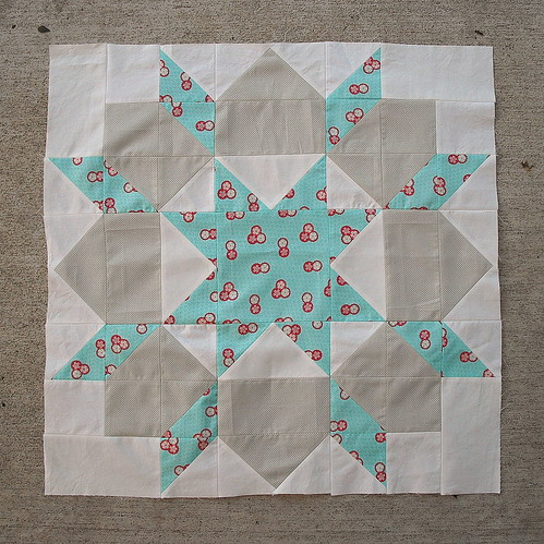 Swoon Block 8 by jenniferworthen