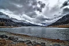 St Moritz, Swiss Alps