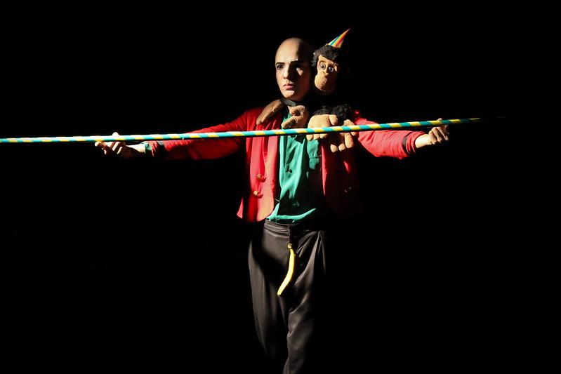 Las danzas privadas de Jorge Holguín Uribe