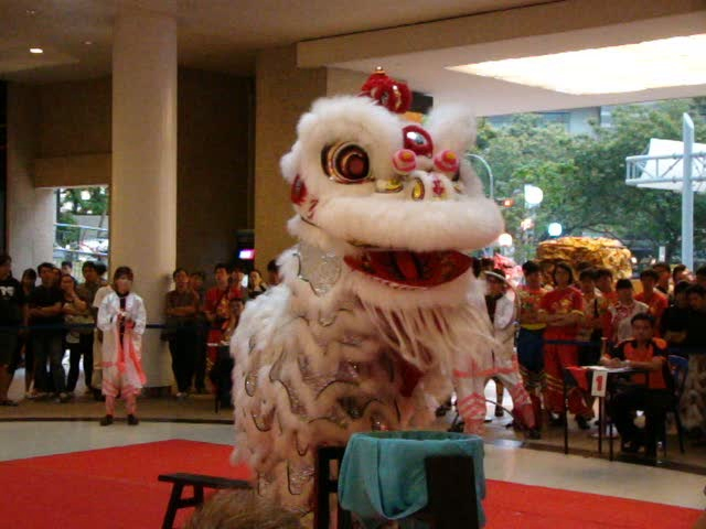 Singapore ~ Lion Dance