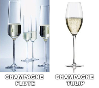 6986106136 24ce527db2 What's the difference between a Champagne Tulip and a Champagne Flute?