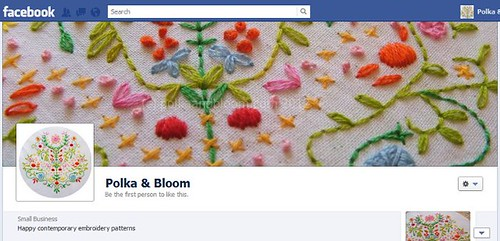 Polka & Bloom on FB