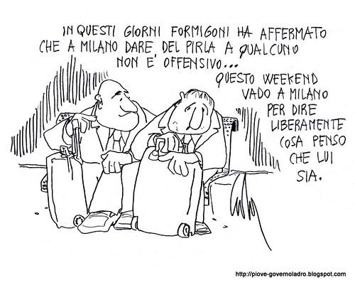 Le Competenze Territoriali del Formigoni by Livio Bonino