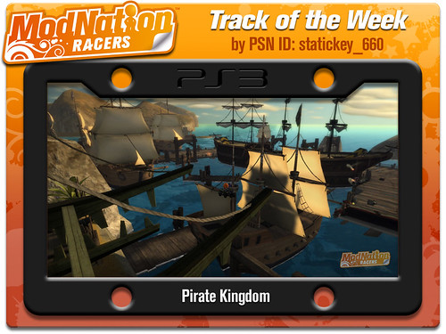 ModNation Racers Road Trip: Out And About! - PlayStation