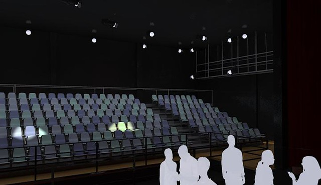 CGI St Mary's College (March 2012) - An internal view of ...