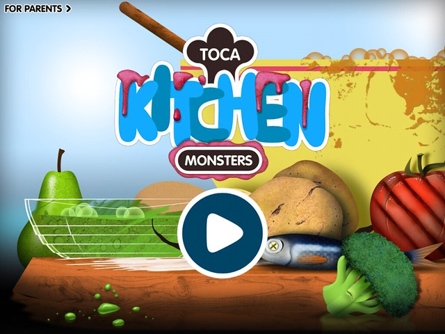 Toca Kitchen Monsters Toca Boca From The Iphone Amp Ipad