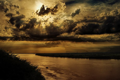 water argentina rio clouds river agua day riverside cloudy cliffs nubes parana entrerios hdr ribera acantilados magicunicornverybest magicunicornmasterpiece