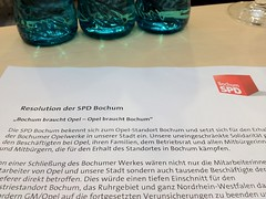 Resolution der SPD Bochum: