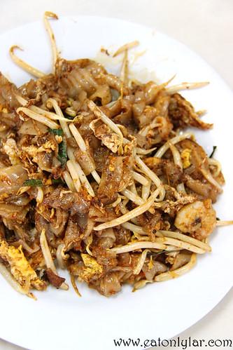 Char Koay Teow, Kedai Makanan O & S Restaurant