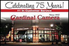 Cardinal 75 years
