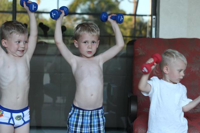 Strong Boys