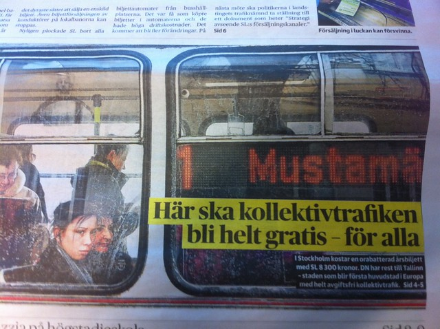 DN om Tallinn