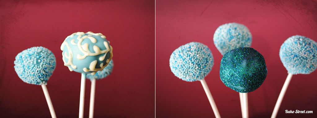 Cake pops de butterscotch bake bake for Cake pops cobertura