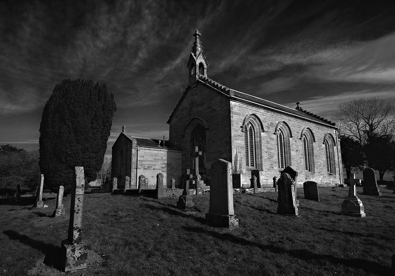St Monans Church, Fife