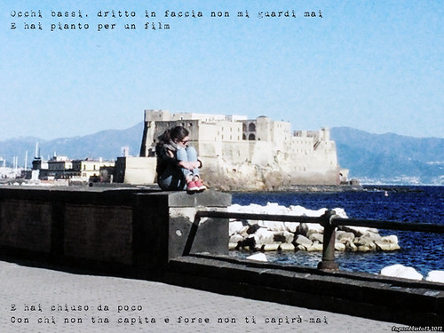 Castel dell'Ovo Hipster