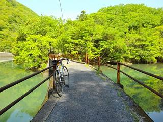成羽トロッコ道跡 #9