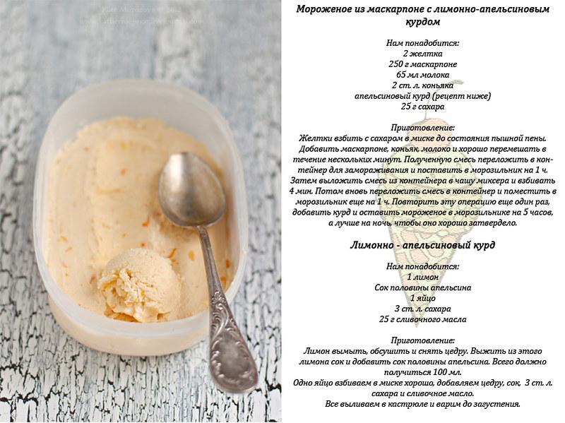 Рецепт мороженого в домашних условиях самый простой в домашних условиях