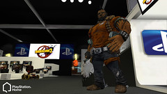 Borderlands - 2012 E3 Virtual Booth in PlayStation Home