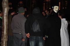 Occupy Wall Street, NY