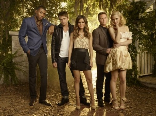 the cast of Hart of Dixie