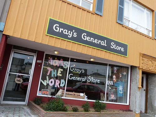 Gray's General Store, Hoquiam