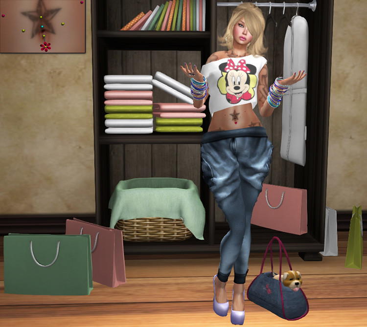 My Wardrobe 1-2