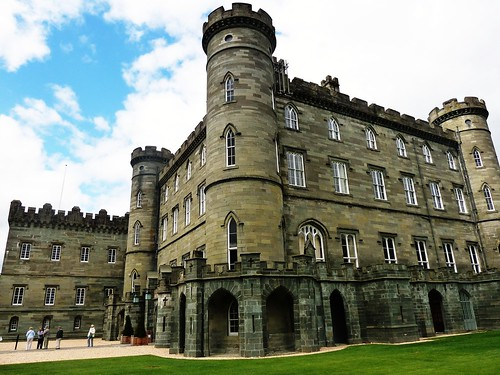 Taymouth Castle, Kenmore, Scotland