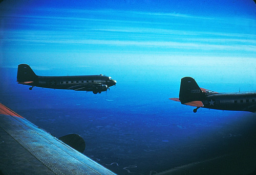 Two DC-3