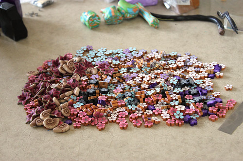 On My Bead Table