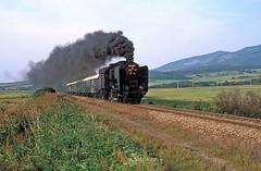 * Ungarn  Dampfloks 424 239  bis  424 1007