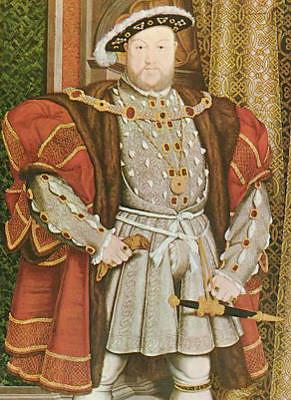 King Henry Codpiece